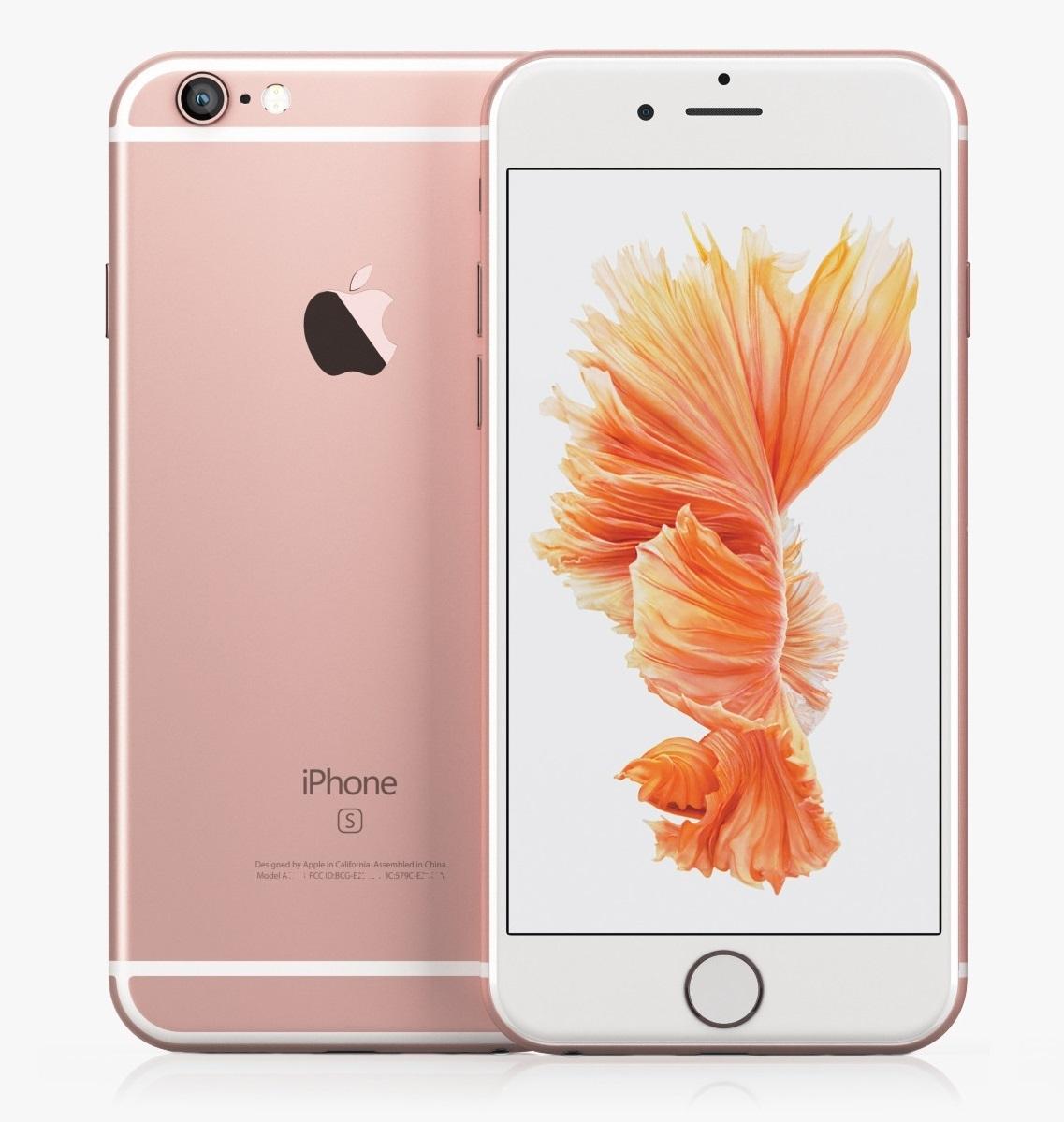 Apple Iphone   Gb Rose Gold Unlocked Cdma Gsm