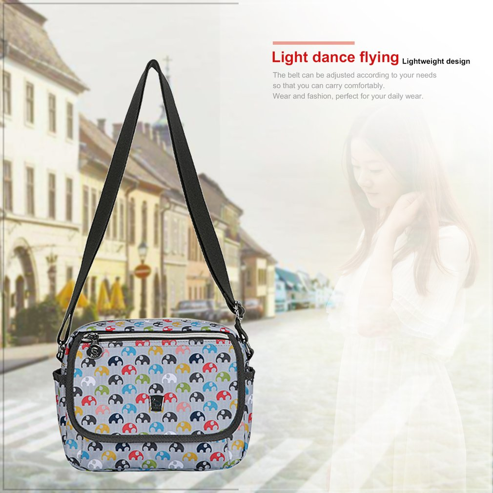 Portable Inclined Shoulder Bag Cartoon Pattern Leisure Bag Great 9785412