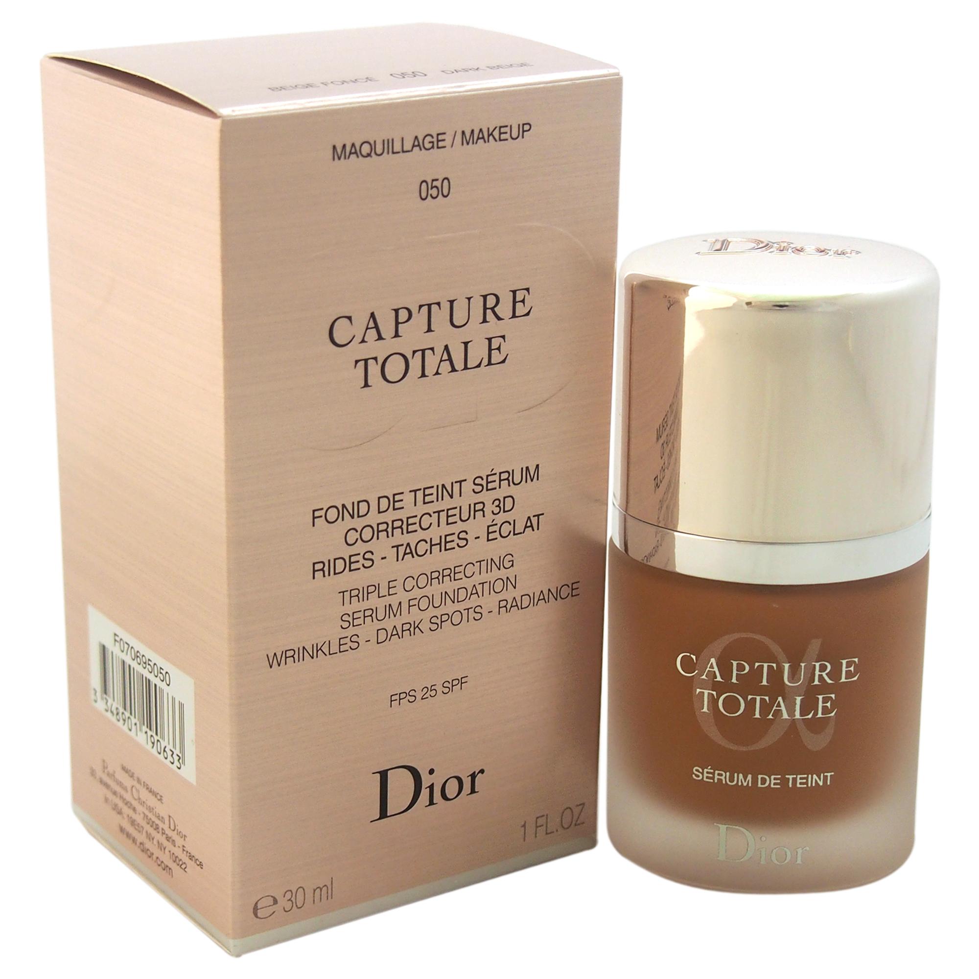 CaptureTotale Triple Correcting Serum Found.#50-Christian Dior 1oz