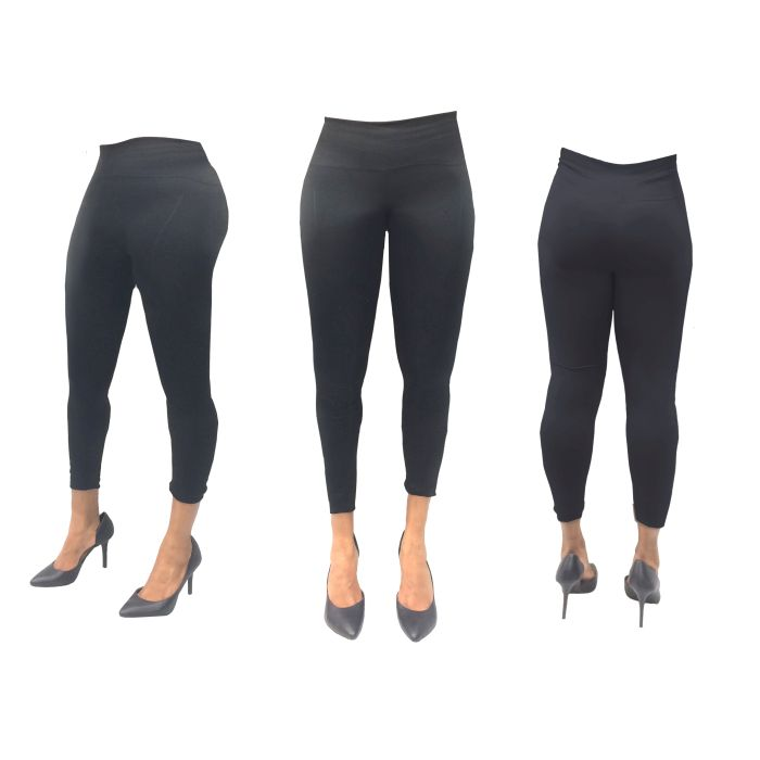 Women s Fleece Lined Leggings - Assorted Colors