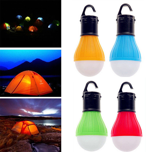 Outdoor Hanging LED Camping Light Bulb 6325701