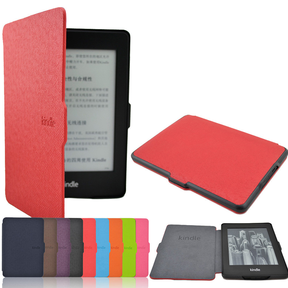 Ultra Slim Magnetic Case Cover For Kindle Paperwhite 1 2 3