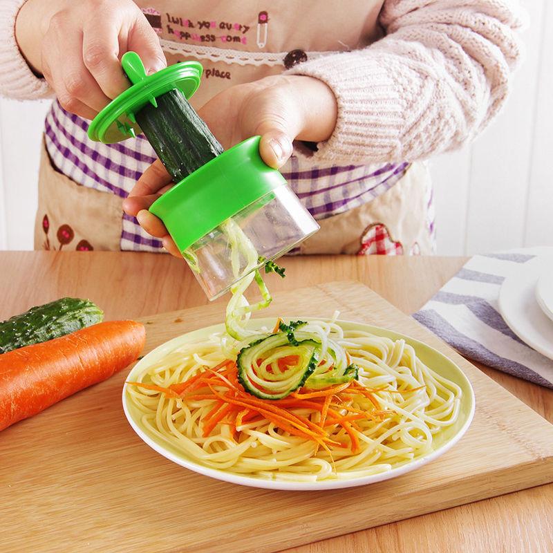 Vegetable Fruit Twister Slicer