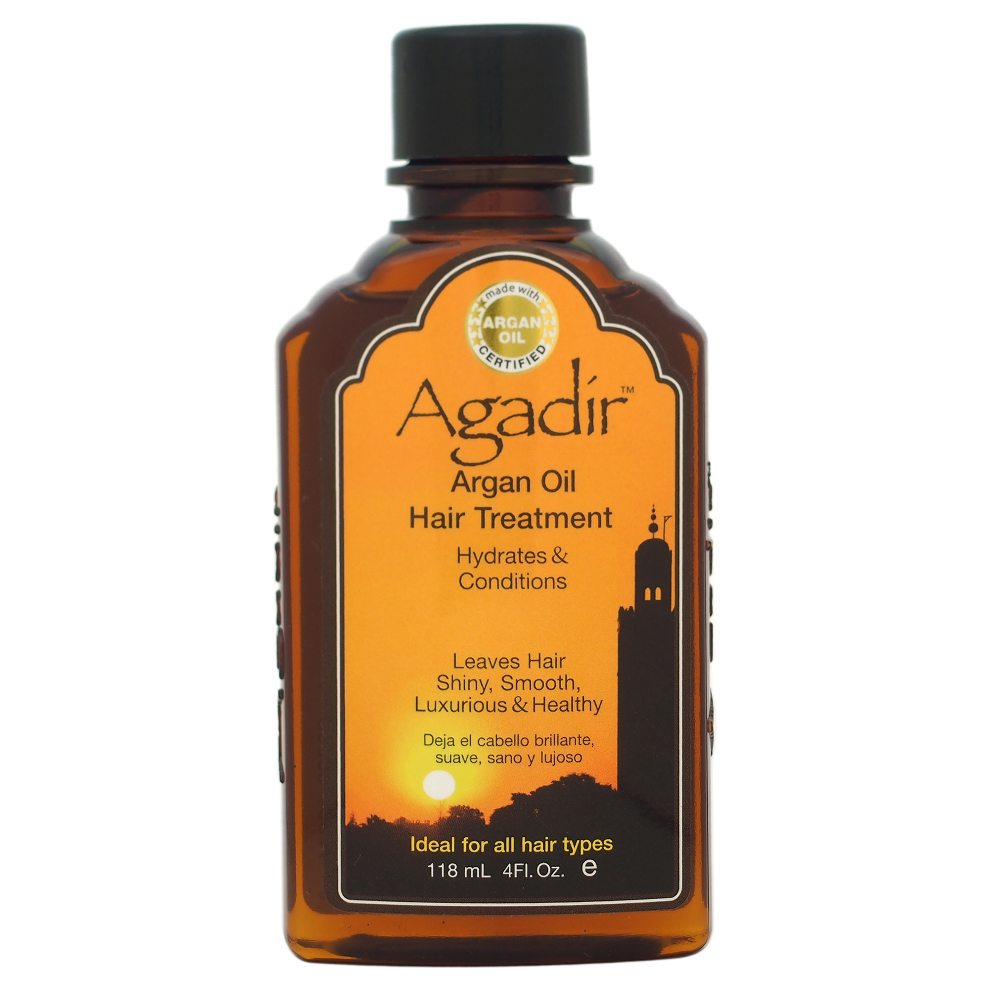 Argan Oil Hair Treatment Agadir 4oz 18452
