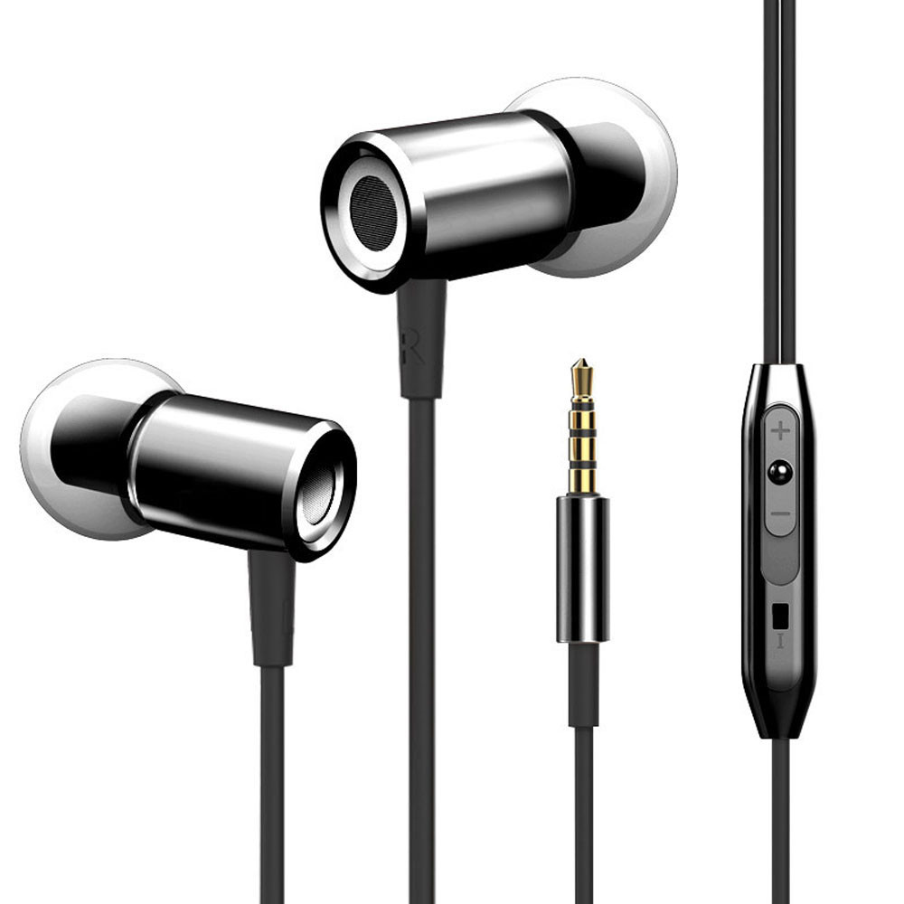 3.5mm In-Ear Stereo Earbuds Headset