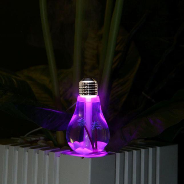 LED Lightbulb Air Diffuser - Watch the Video 6f685187e45a