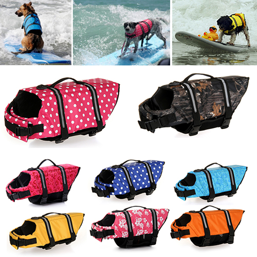 Swimwear Preserver Safety Clothes For Dogs 7886960