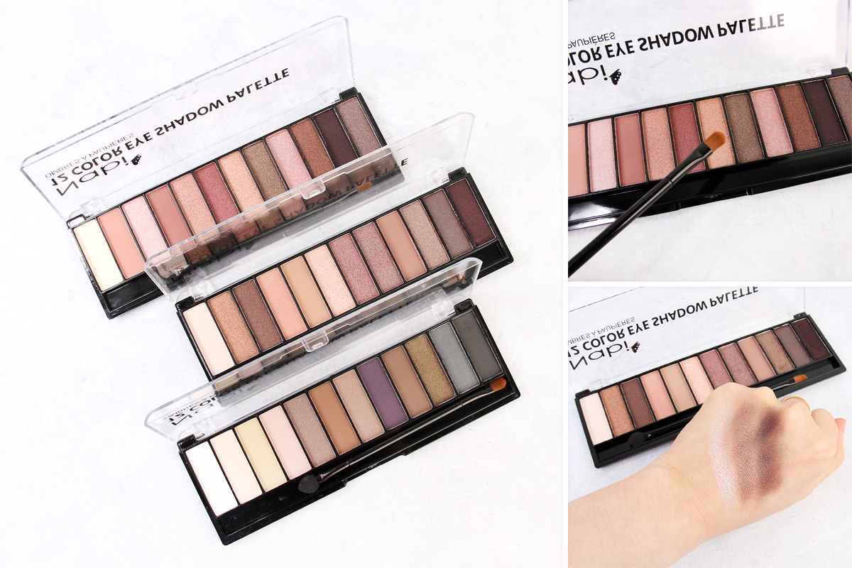 New Nude Eyeshadows   3 Options! 9421200