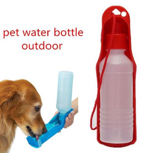 250ML Outdoor Portable Pet Dog Water Bottles 3c6da1df2305