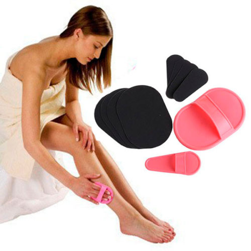 Smooth Away Hair Removal Exfoliator Set 9206269