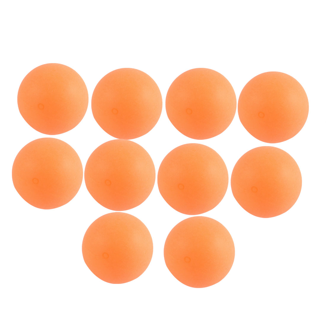 10 pcs 40mm diameter packed leisure ping pong balls table for 100 table tennis balls