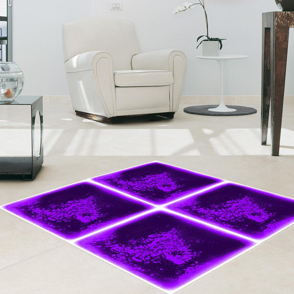 Art3d kids room floor tile liquid encased floor tile 12 for Kids room flooring