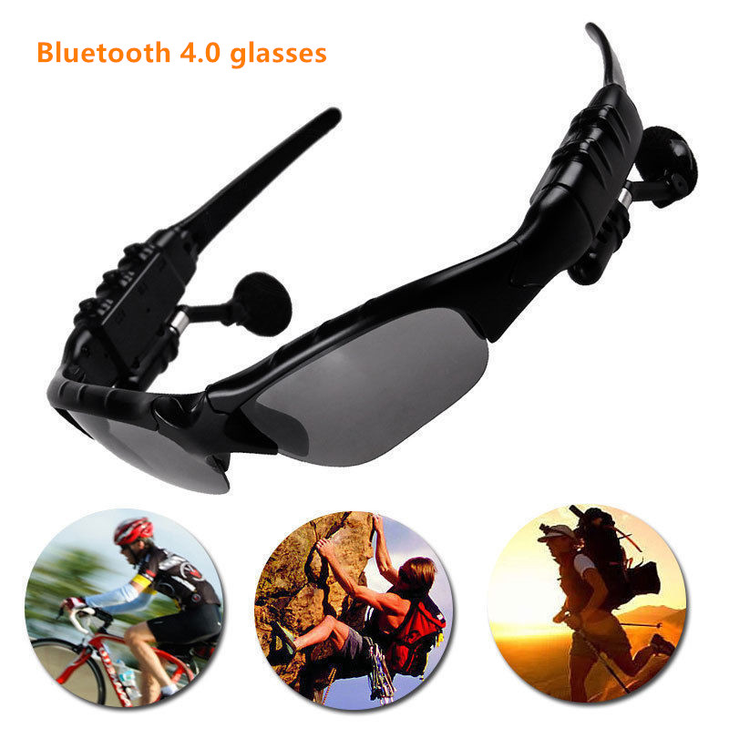 Bluetooth Earphone Sun Glasses 8267084