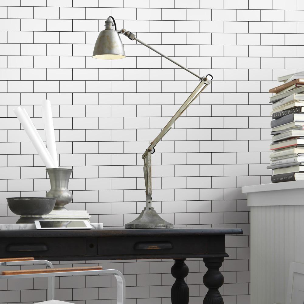 Self Adhesive Tile Wall Decal