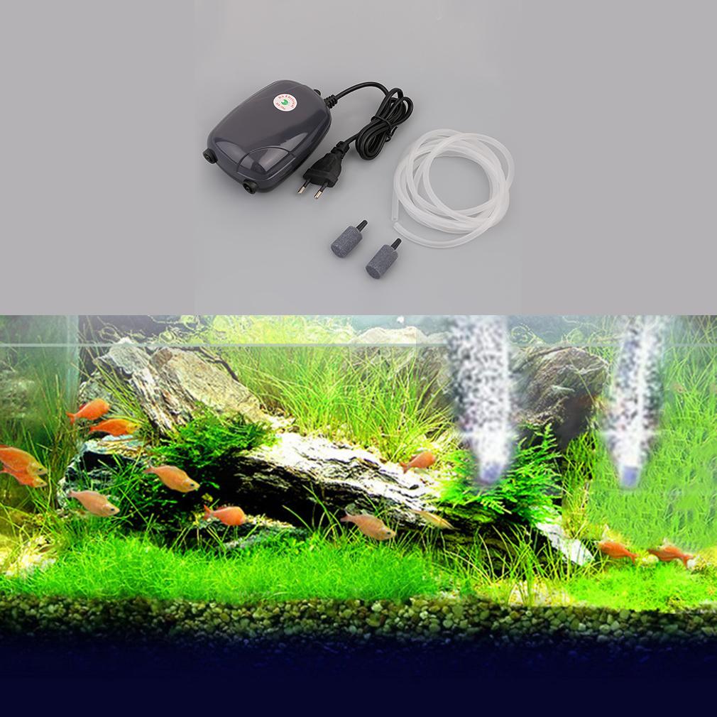 Aquarium fish tank pond pump hydroponic oxygen bubble disk for Tropical fish pond
