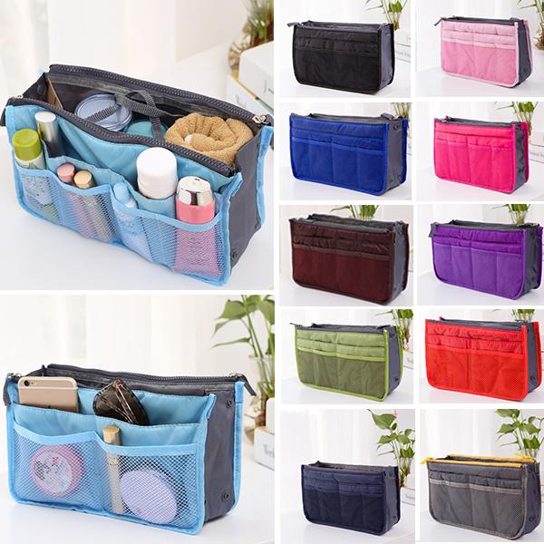 Multi-function Handbag Purse Organizer 7664857