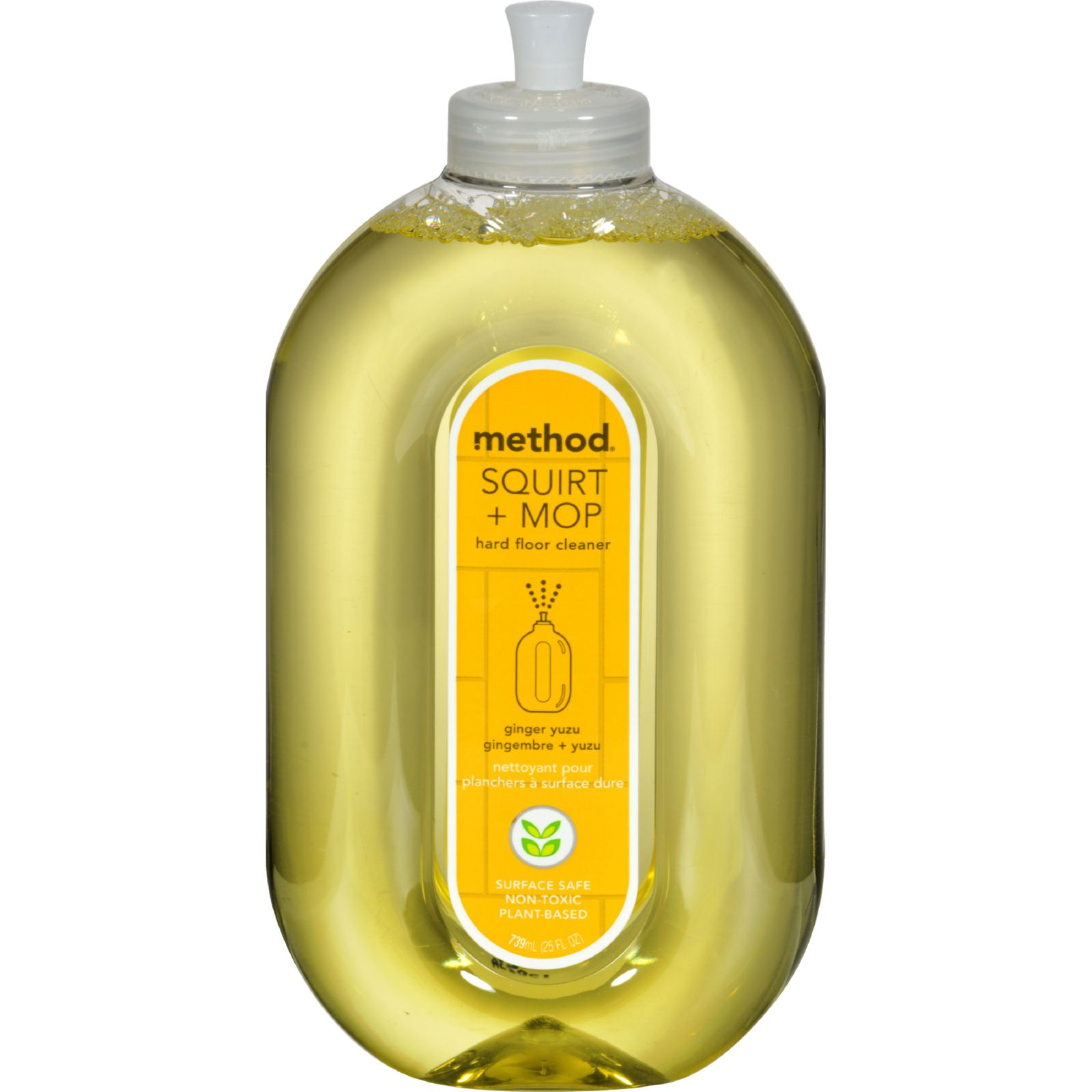 Method Products Cleaner Squirt And Mop Ginger Yuzu