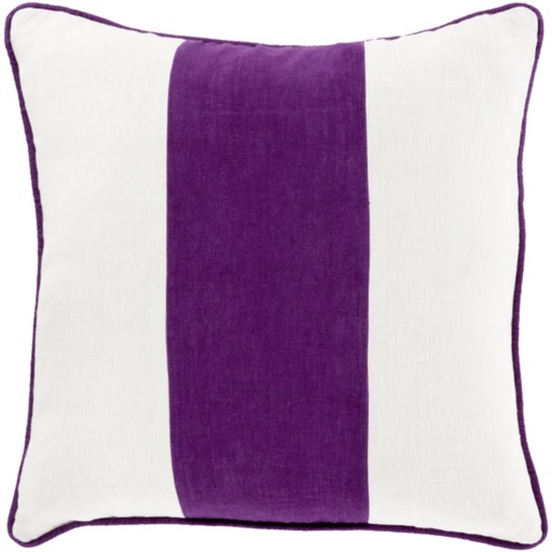 White Cream Throw Pillows : 20