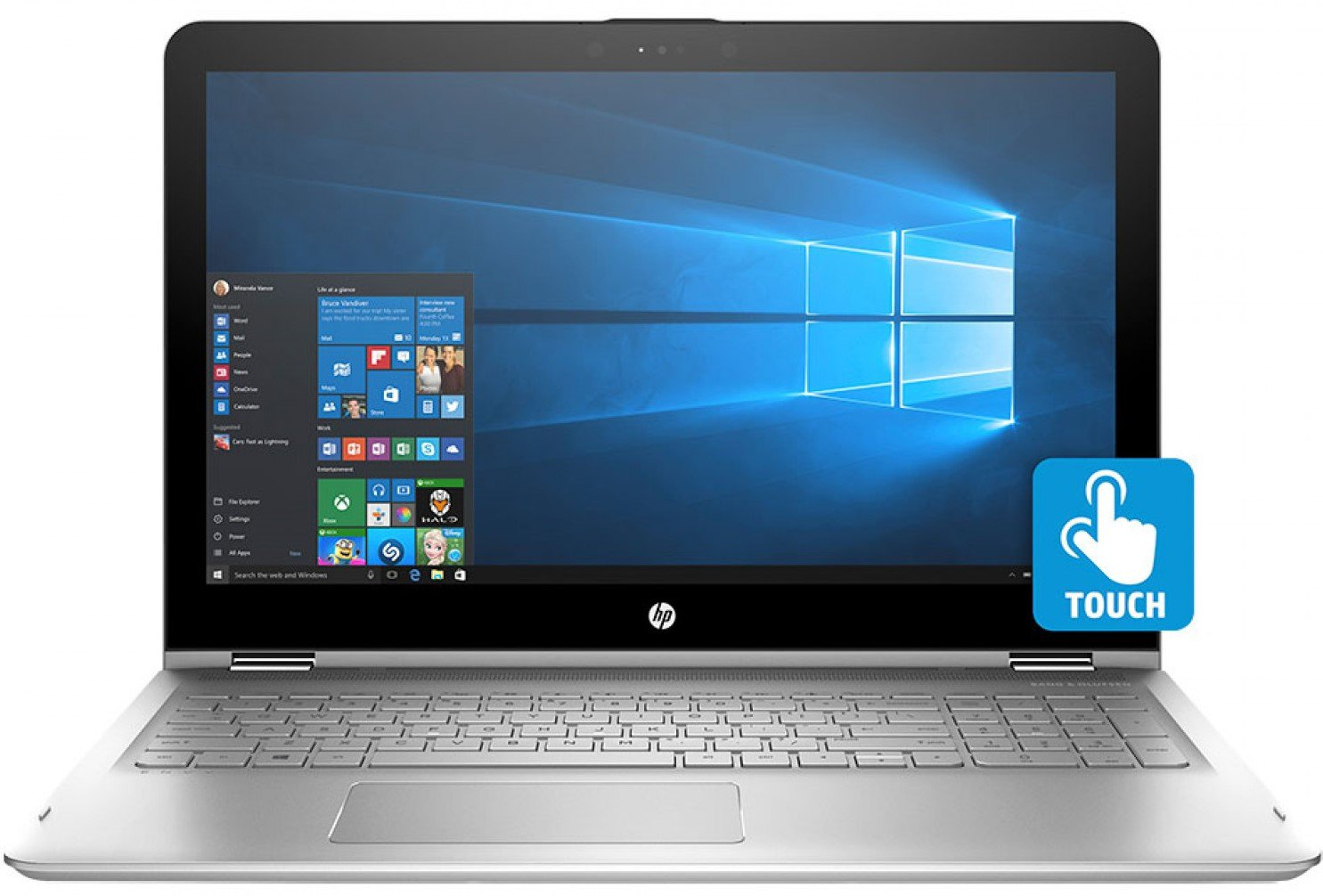 hp envy 15 aq002la 15 6 touch laptop intel i5 6200u 2 3ghz 6gb 1tb windows tanga. Black Bedroom Furniture Sets. Home Design Ideas
