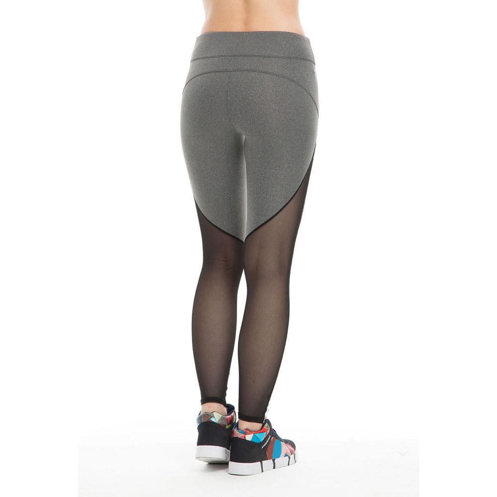 Womens Athletic Slim Mesh Leggings - Tanga