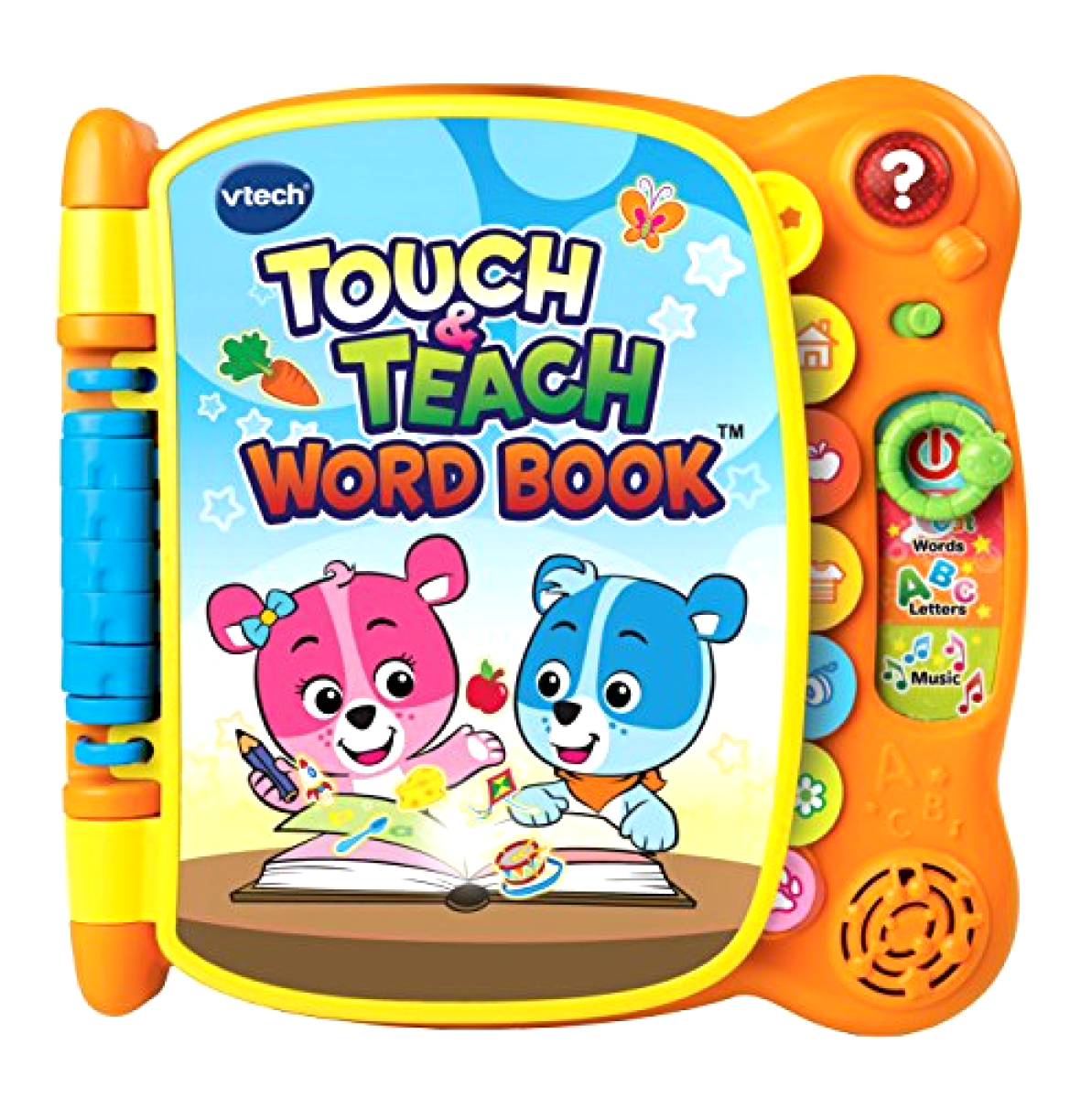 Touch and Teach Word Book Pre-K Educational Toy Toddlers ...
