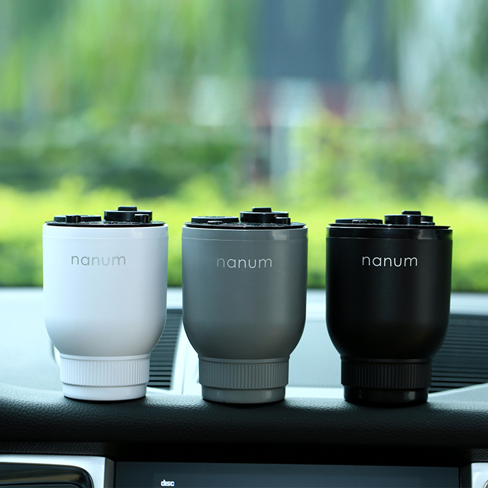 Car Electric Car Fragrance Cup Air Purifier Release Aroma Elimination