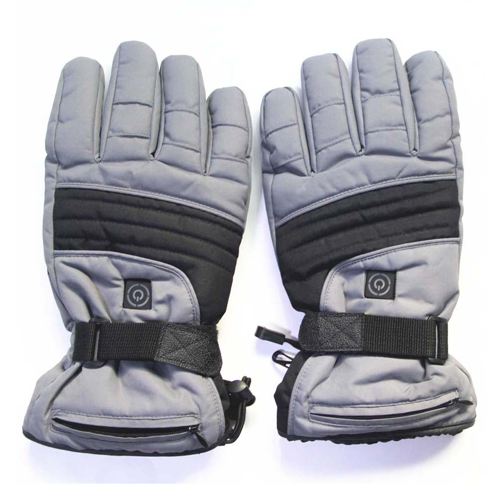 iPM Winter Warm Outdoor Heated Gloves with 3 Levels 5147582