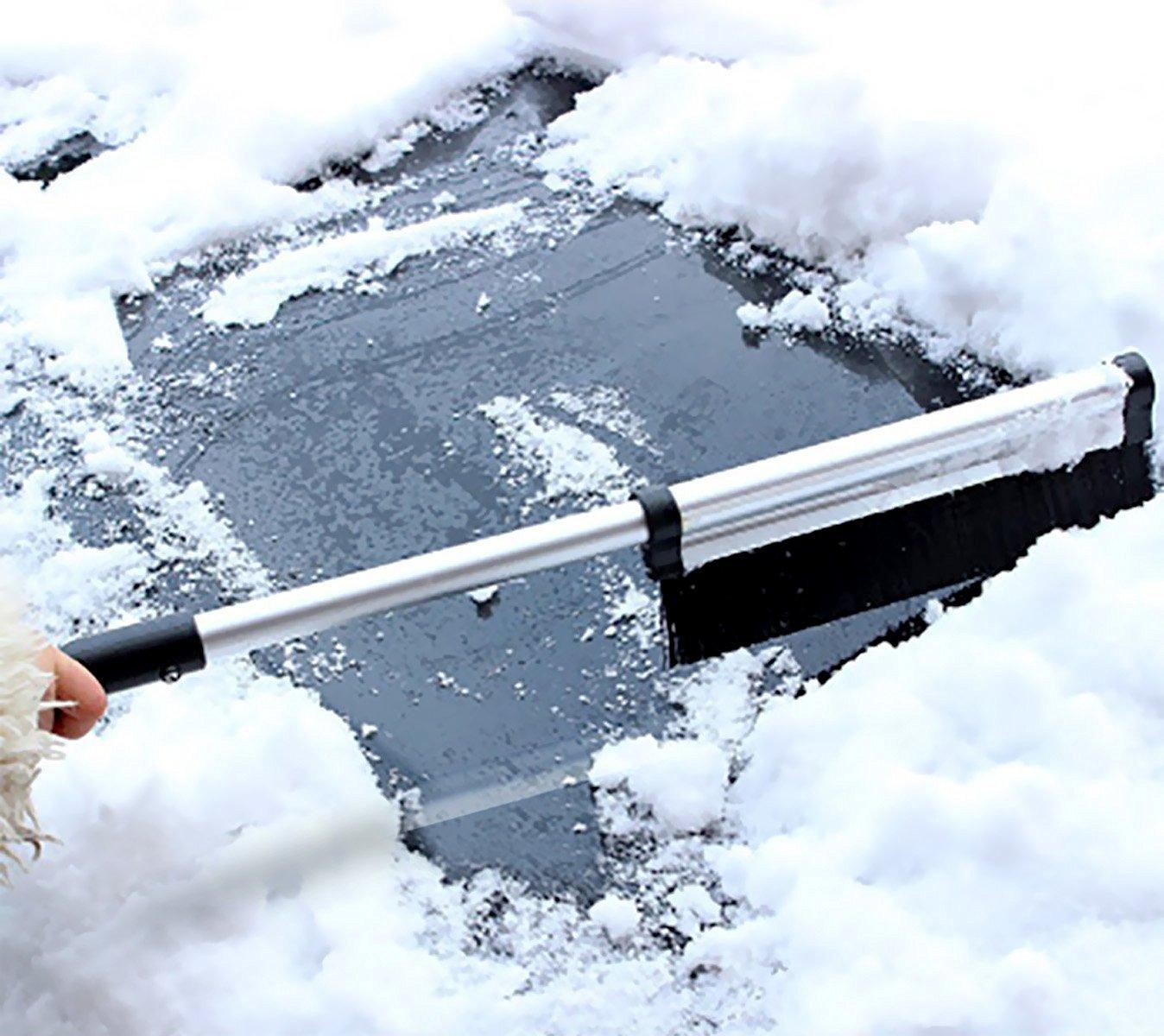 Zone Tech Extendable Telescopic Ice Scraper 17 -24