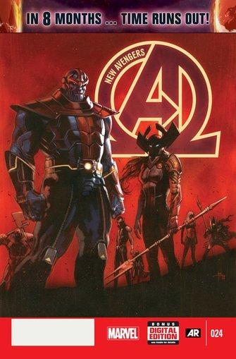 New Avengers f87797352e88