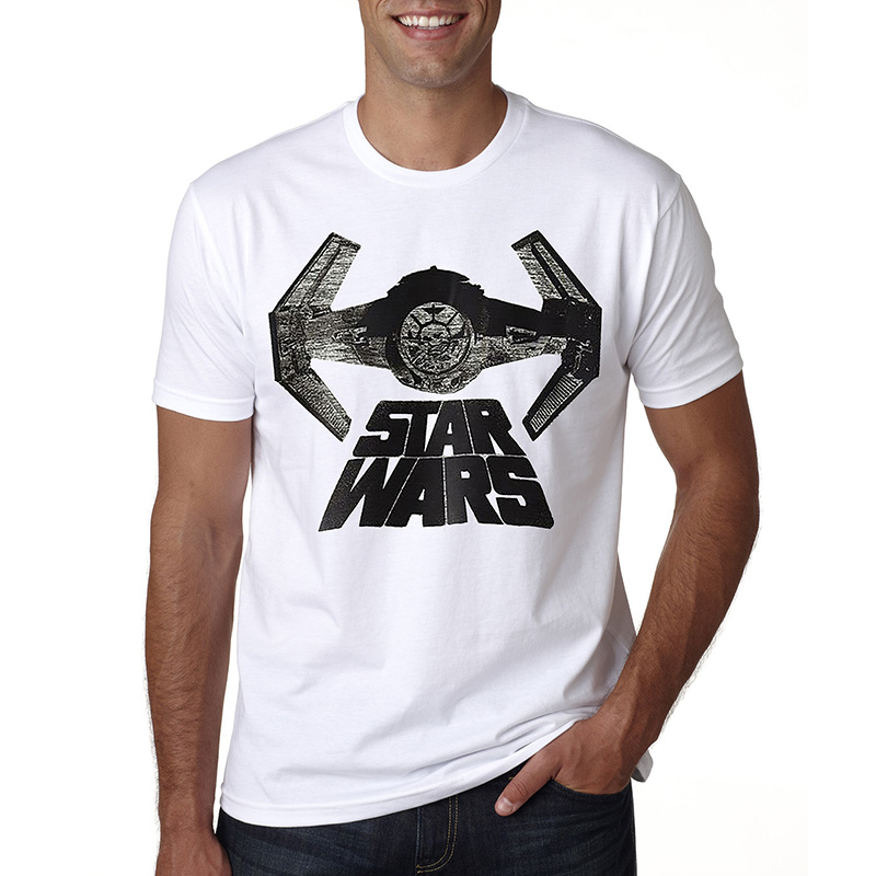 Star Wars Darth Vader s Ship T-Shirt