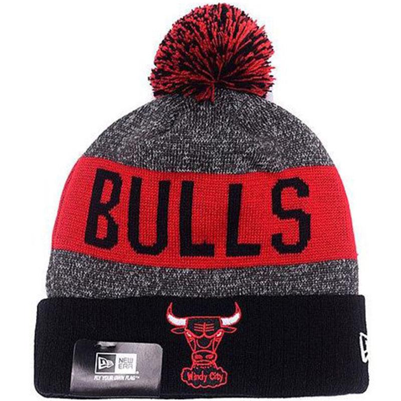 New Era Chicago Bulls Beanie fcbe1a3b717c