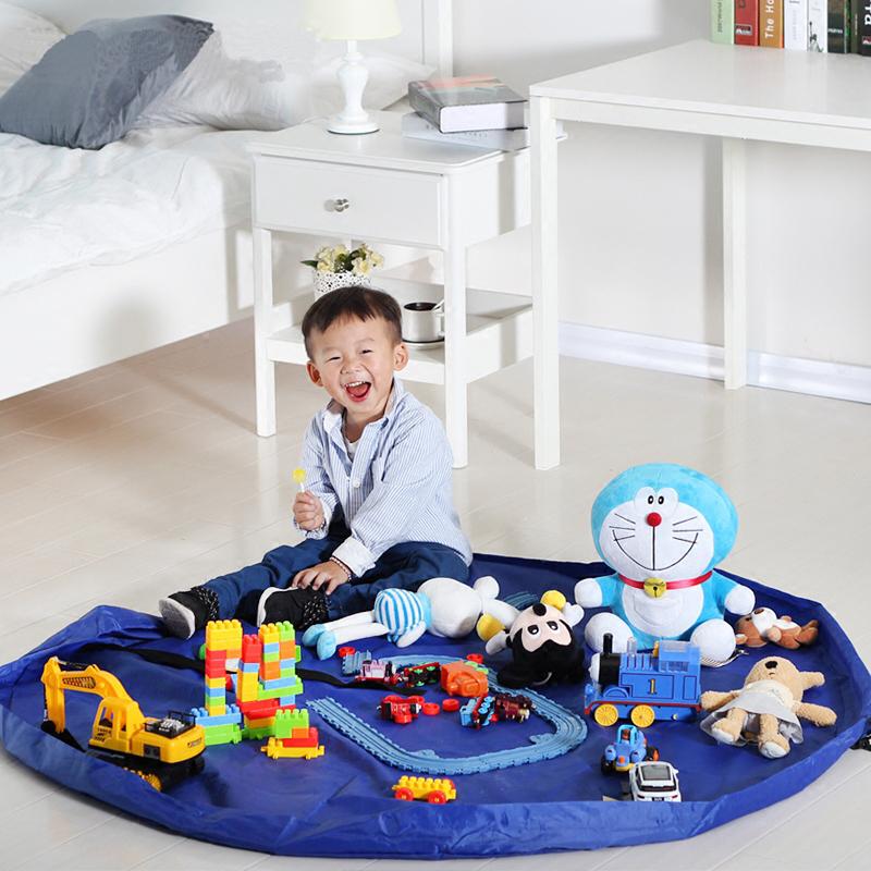 Deluxe 60  Toy Storage and Floor Activity Mat 7599865