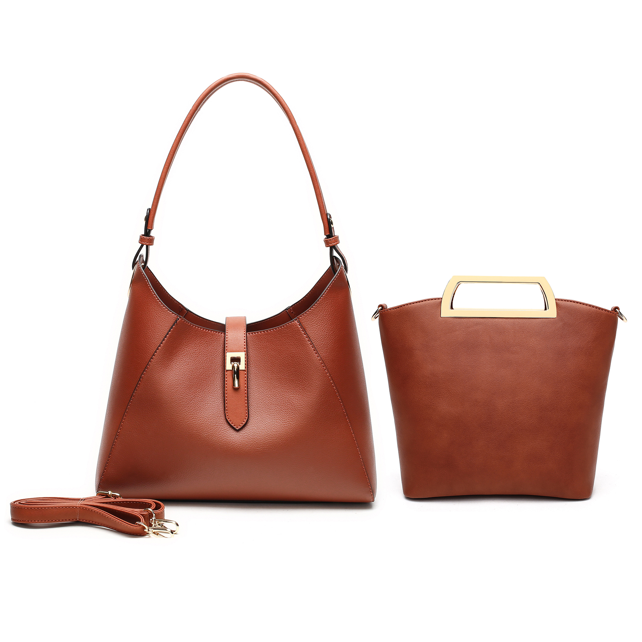 MKF Collection Beatrice Hobo Bag by Mia K. Farrow