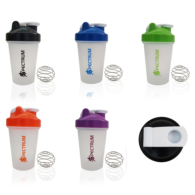 2-Pack Protein Shaker and Blending Bottle - Assorted Colors