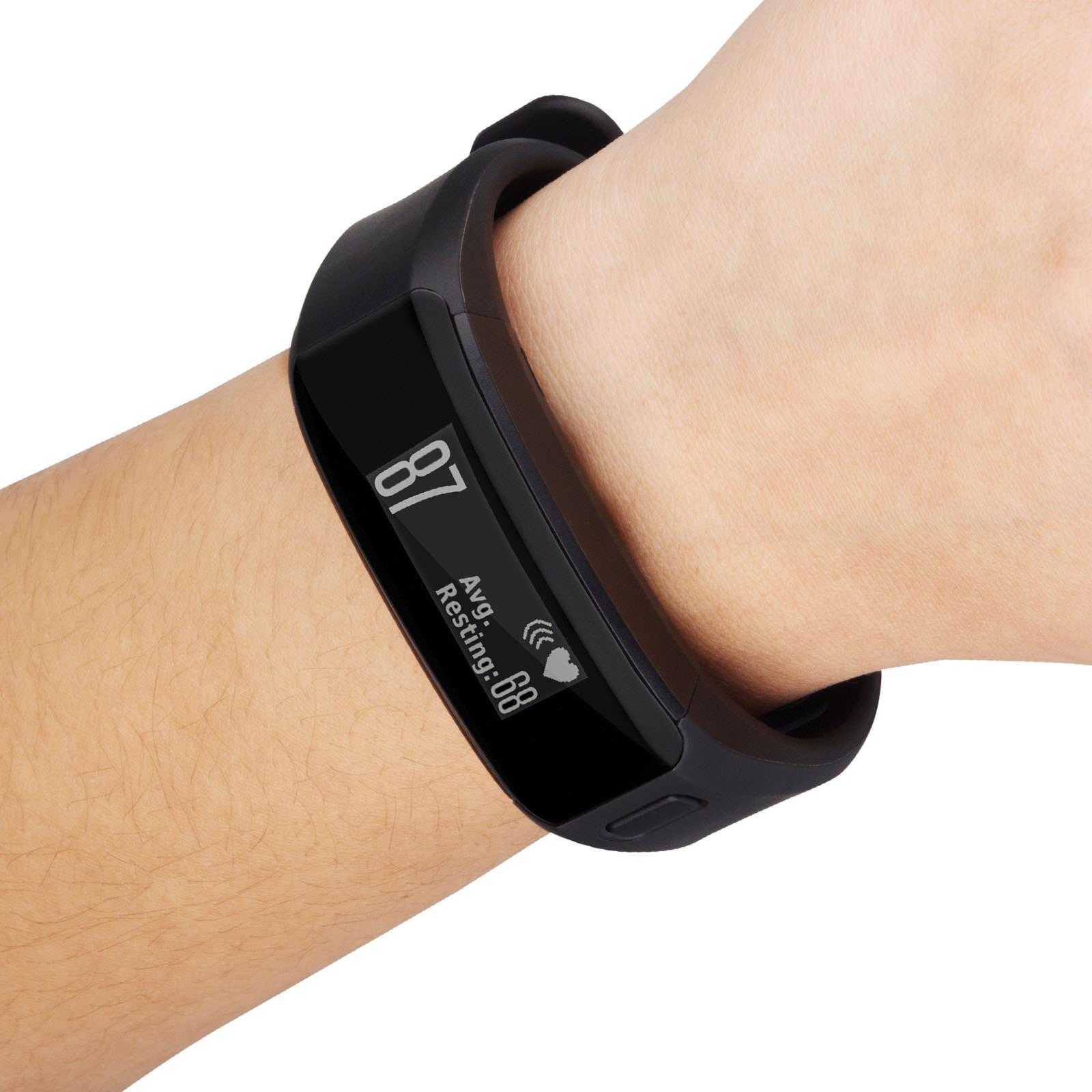 Garmin Vivosmart Hr Bluetooth Fitness Band For Ios And