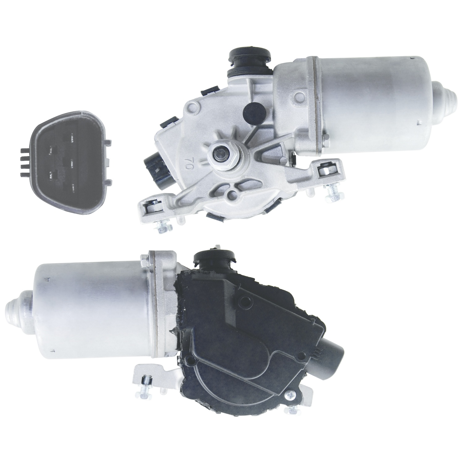 New front wiper motor fits hummer h3 sport utility 3 7l 5 for General motors parts online discount code