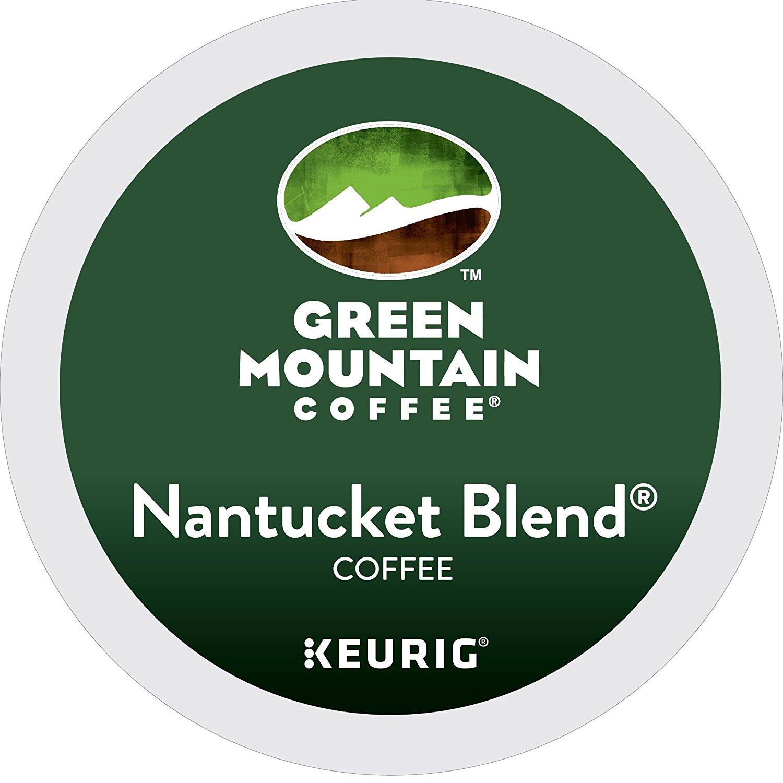 100 Count - Green Mountain - Nantucket Blend, Medium Roast 11619253