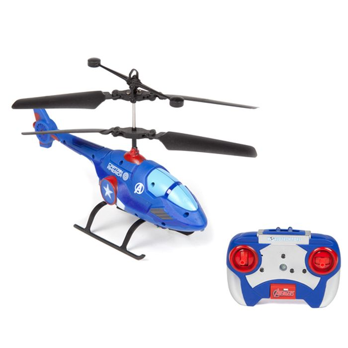 Choice of Marvel Licensed 2CH RC Herocopter