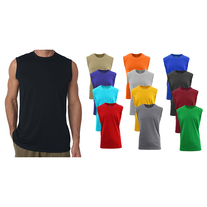 3-Pack Men s Muscle Tank Mystery Deal