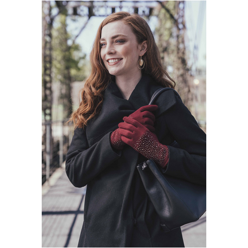 2-Pack Jack  amp  Missy Fleece Texting Gloves