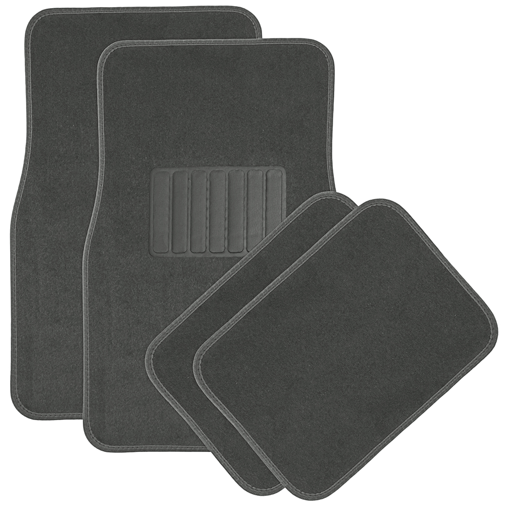 Oxgord Full Set Of Universal Fit Carpet Car Floor Mats Tanga