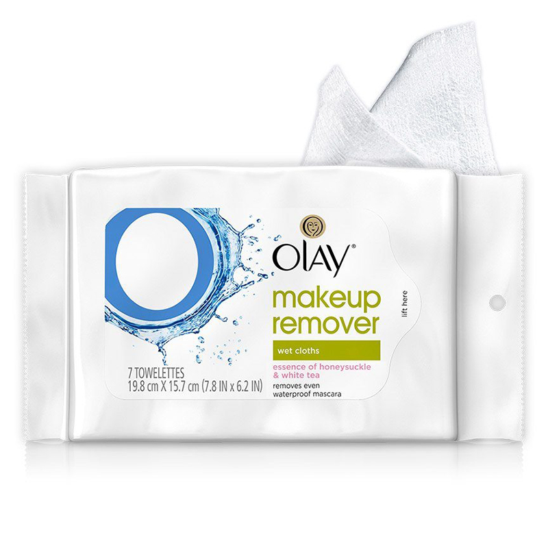6-Pack Olay Makeup Remover Wet Cloths 00329e74465c