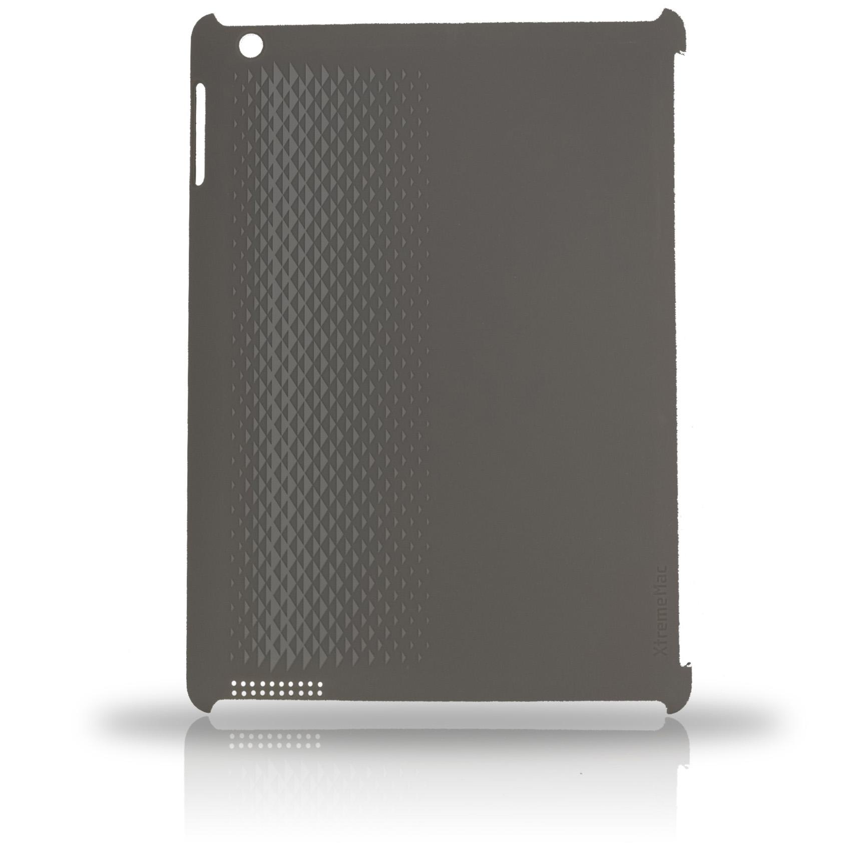 XtremeMac MicroShield Silk Screen Ultra Thin Case for iPad 2 3 4 Dark 2861936