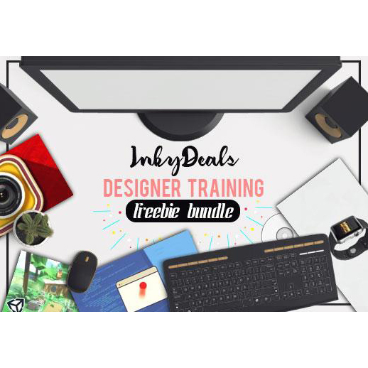 InkyDeals Designer Training Freebie Bundle