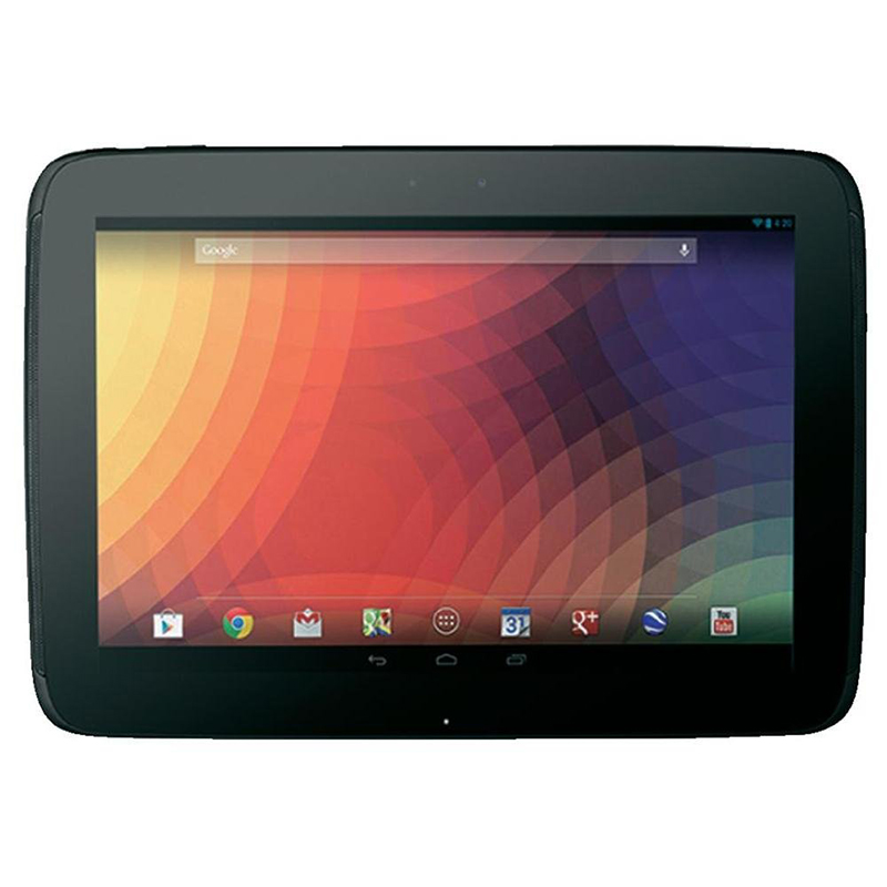 Google Nexus 10 Android 32GB WiFi Tablet w  Free Fidget Spinner (Grade