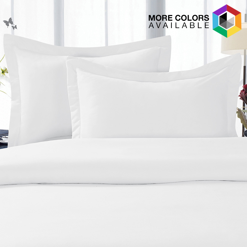 3-Piece Wrinkle-Free  amp  Fade Resistant Duvet Cover