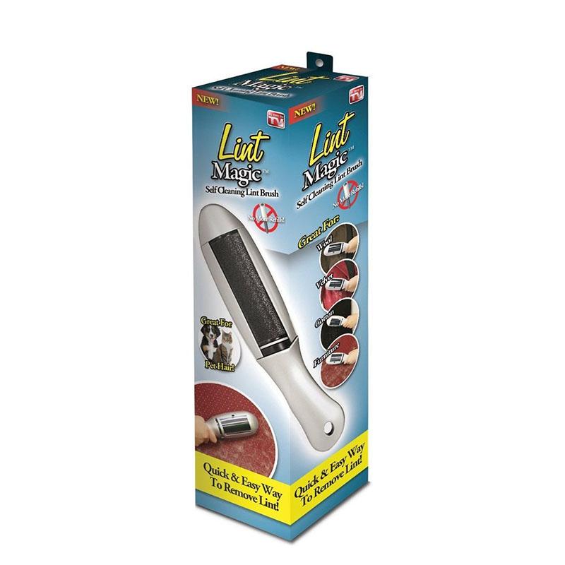 2-Pack Lint Magic  Self Cleaning Lint Brush 443f1a322ff9