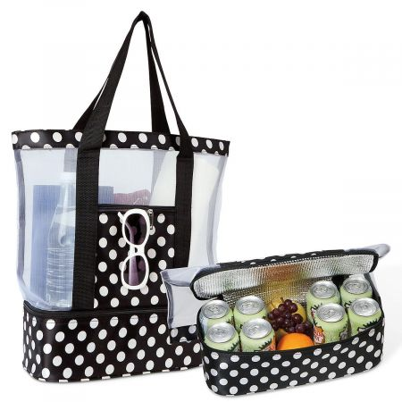 TempaMATE  2 in 1 Insulated Tote Bag