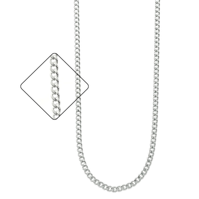 silver chain genie neck chains men buy pk online at for best italian