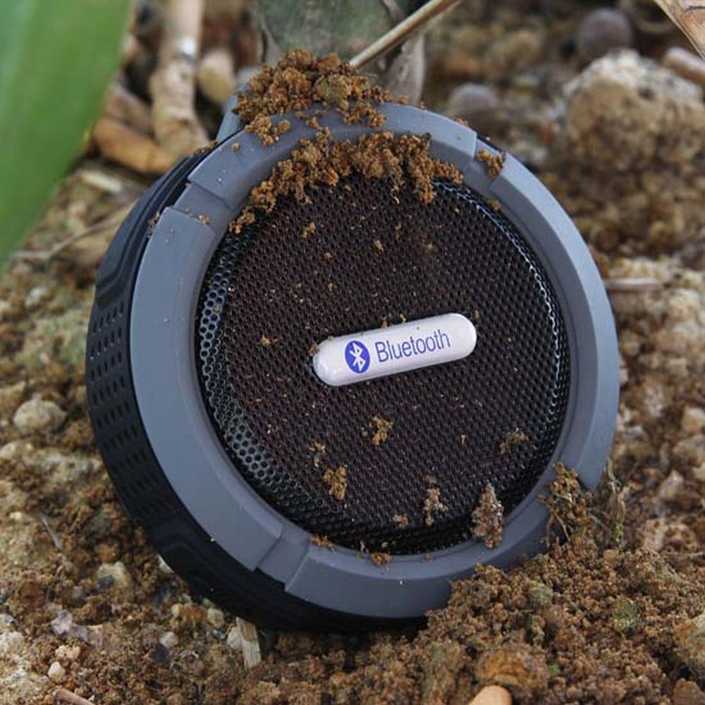 Rugged Waterproof Wireless Bluetooth Mini Speaker 2818603